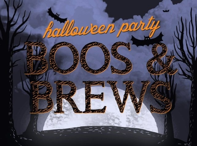 1st Annual Boos and Brews Monster Mash