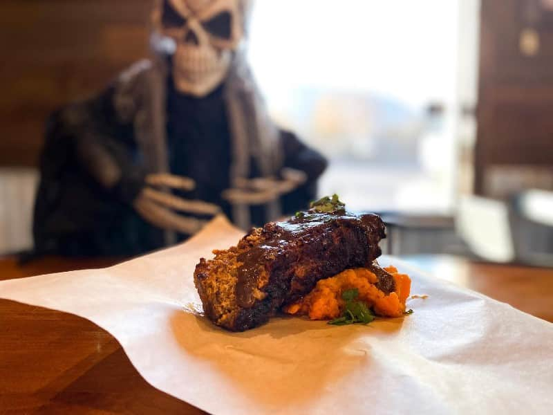 Mummy Meatloaf - Weekly Special