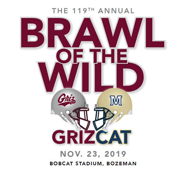Backyard Brawl – Griz/Cat and Cat/Griz Watch Party