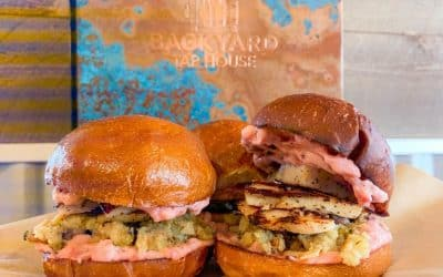 Turkey Cranberry Sliders & Creamy Carrot Ginger | Backyard Weekly Specials