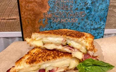 Deluxe Grilled Cheese & Roasted Tomato Basil Bisque | Backyard Weekly Specials