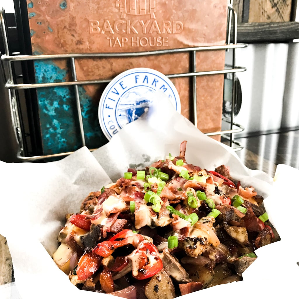 Weekly Special - Loaded Potatoes
