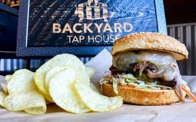 Pulled Pork Sammich, Pork Belly Nachos & Tomato Basil Bisque | Backyard Weekly Specials
