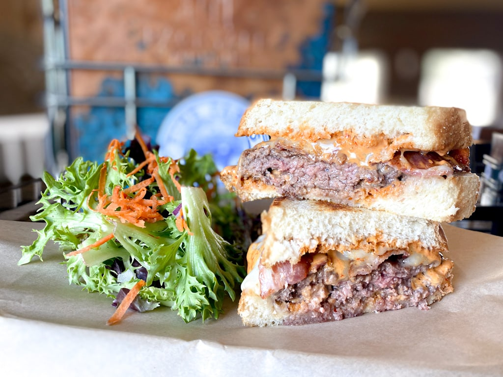 Patty Melt - Backyard Tap House Weekly Special