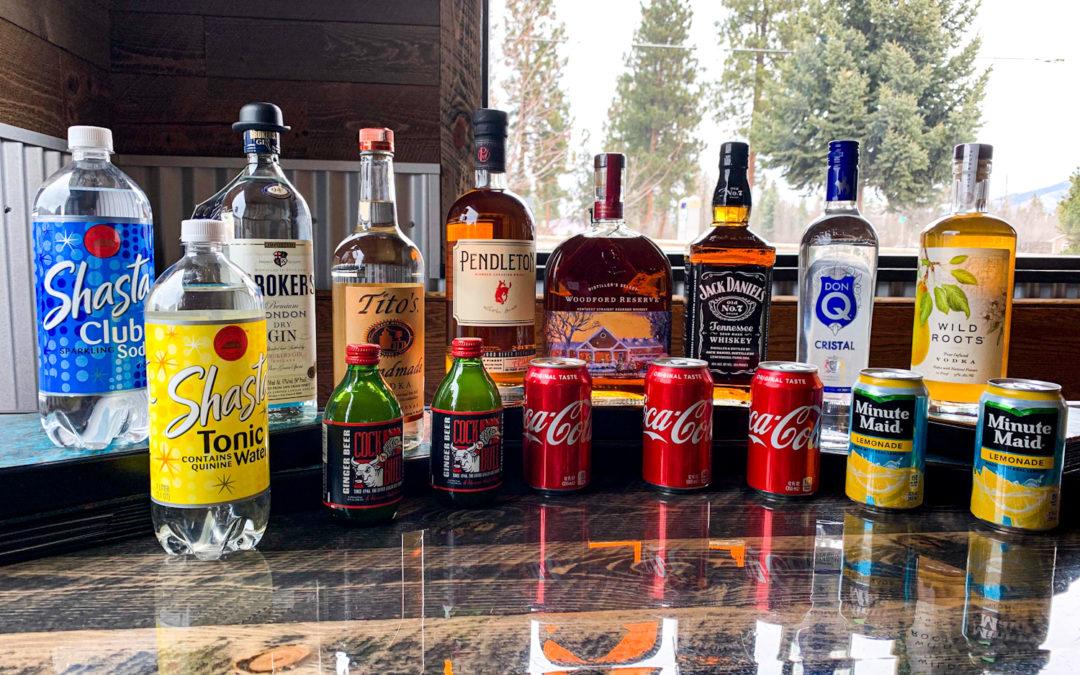 Backyard Tap House Guest Bartender Kits