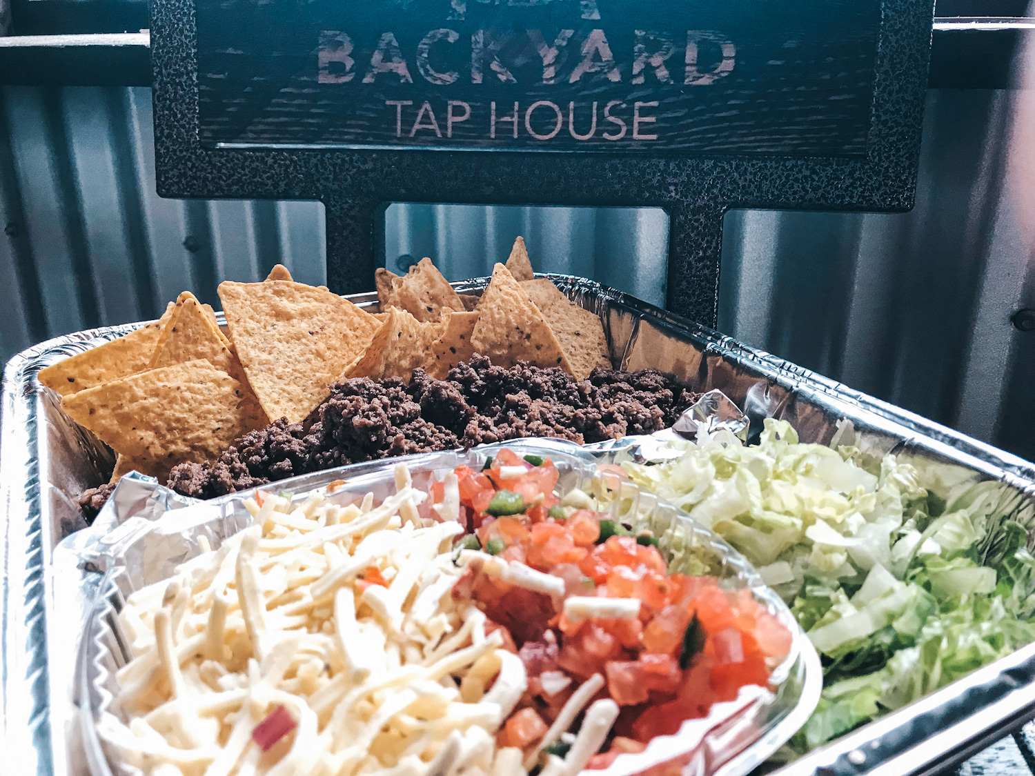 Backyard Family Taco Kit | Florence, MT