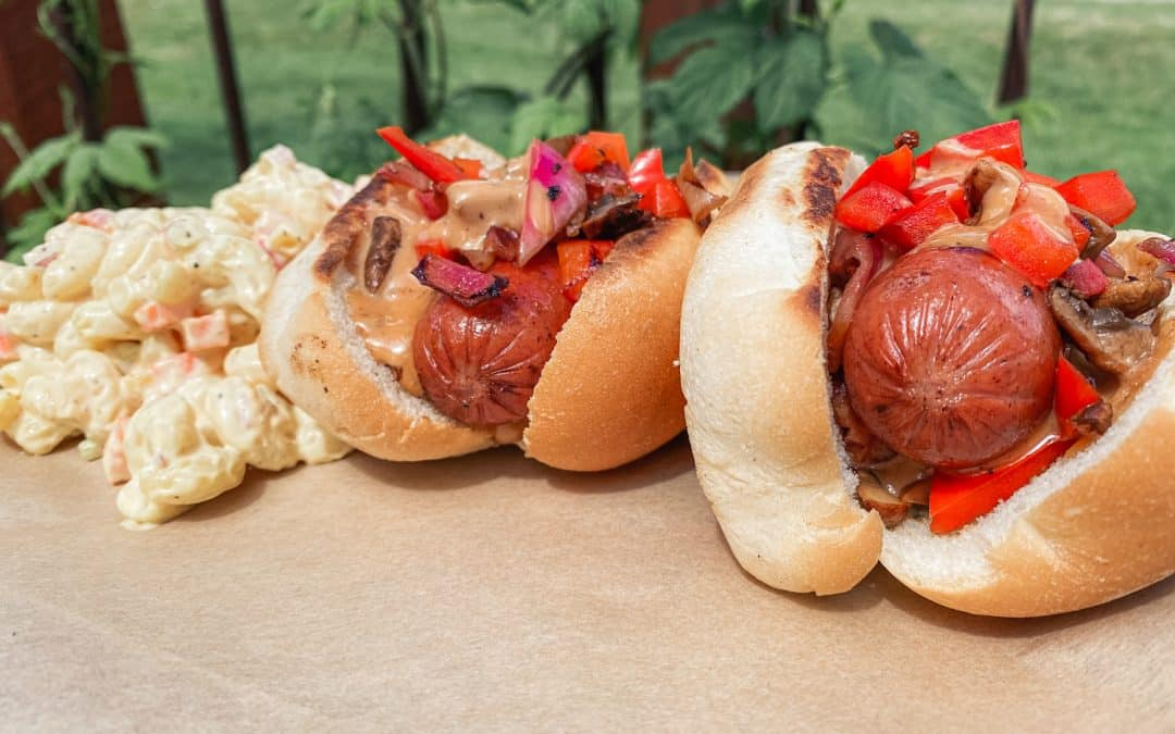 Backyard Dogs • Summer Menu Feature