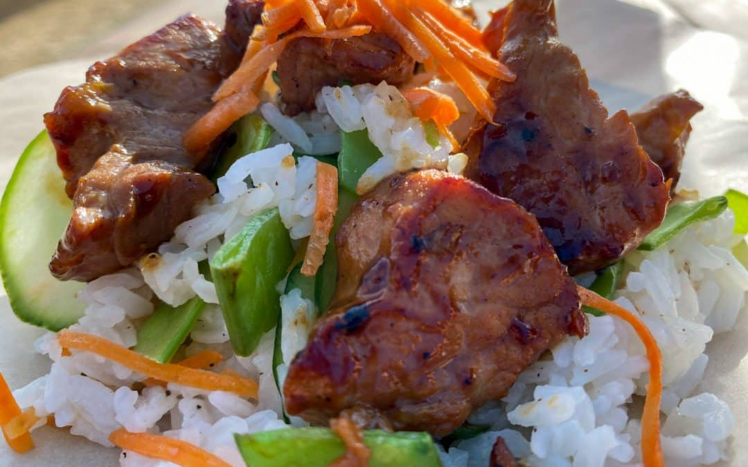 Teriyaki Pork Bowl – Weekly Special
