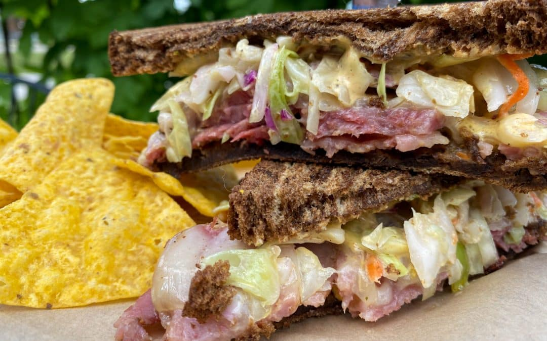 Corned Beef Sammich – Weekly Special