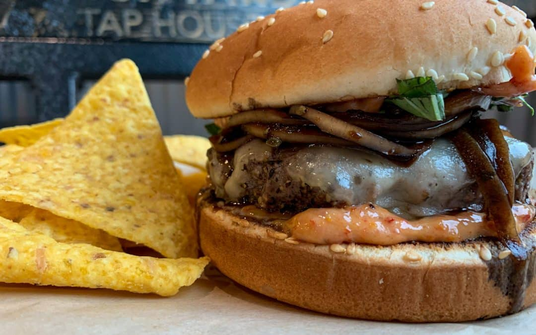 Basil Burger – Weekly Special