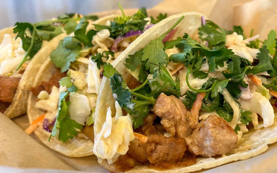 Teriyaki Pork Tacos – Weekly Special