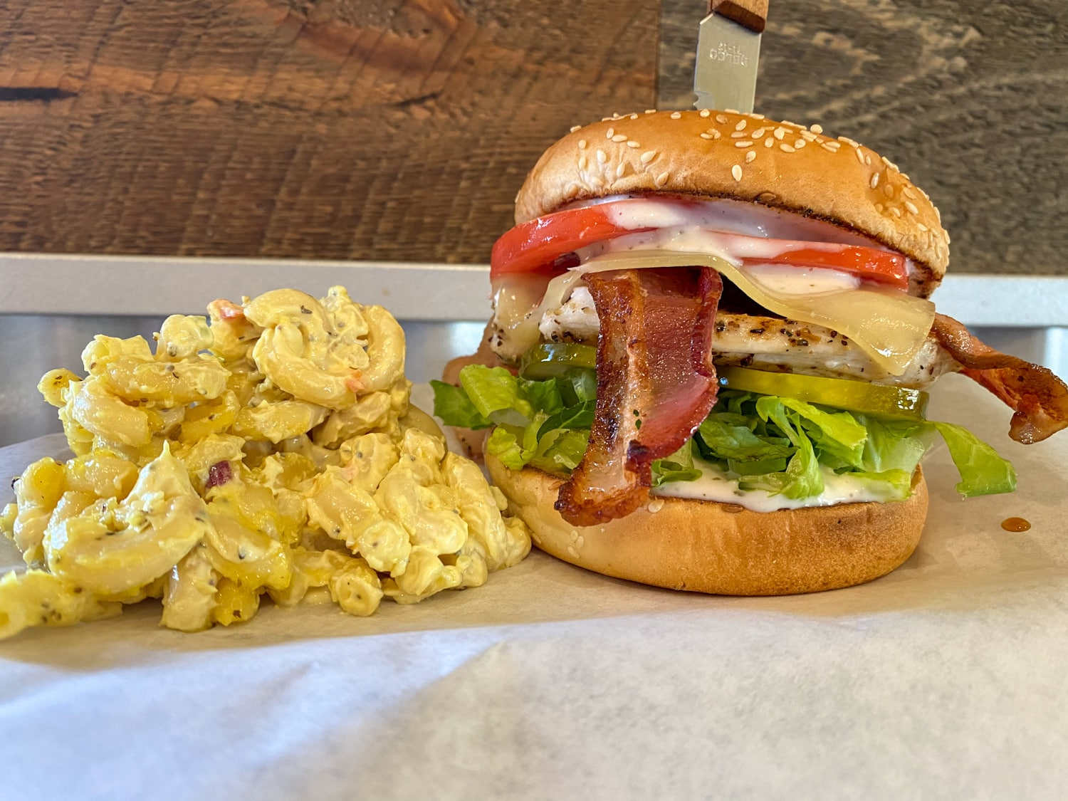 Chicken Bacon Ranch - Weekly Special | Backyard Tap House - Florence, MT