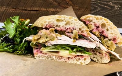 Roasted Turkey Sammich