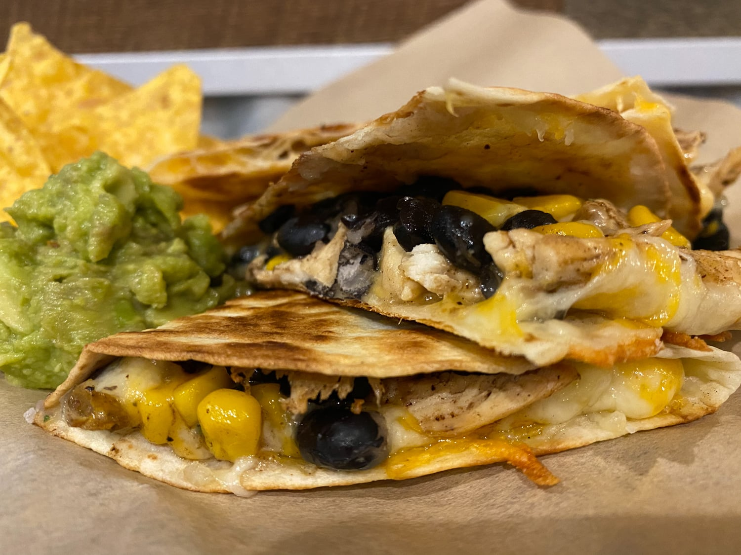 quesadilla-weekly-special-backyard-tap-house-florence-montana